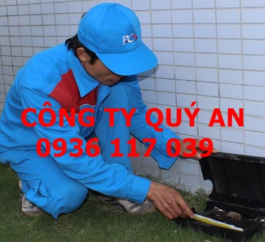 Diệt mối tận gốc giá rẻ quận Phú Nhuận
