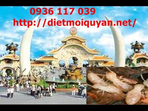 Dịch vụ diệt mối tận gốc giá rẻ tại Suối Tiên, Quận 9