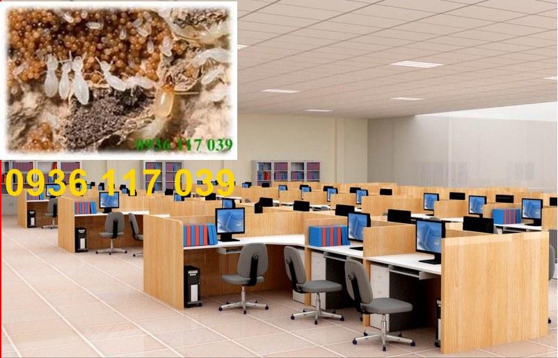 Phương pháp diệt mối tại các văn phòng long an